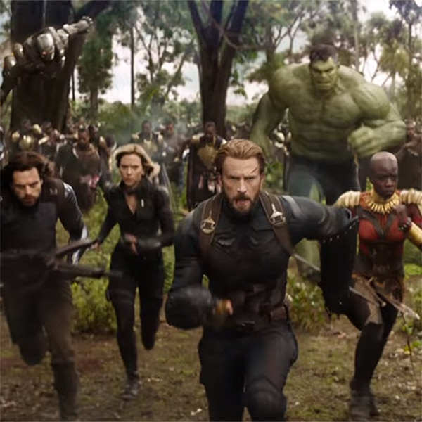 Ranking the <i>Avengers: Infinity War</i> Makeovers
