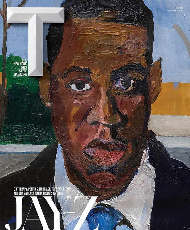 Jay Z, T The New York Times Style Magazine