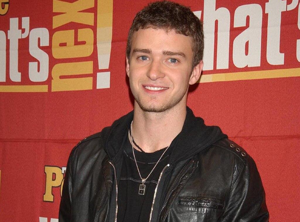Justin Timberlake, 2002