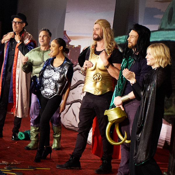 The Late Late Show, Thor Ragnarok