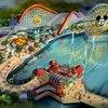 Pixar Pier, Disney California Adventure
