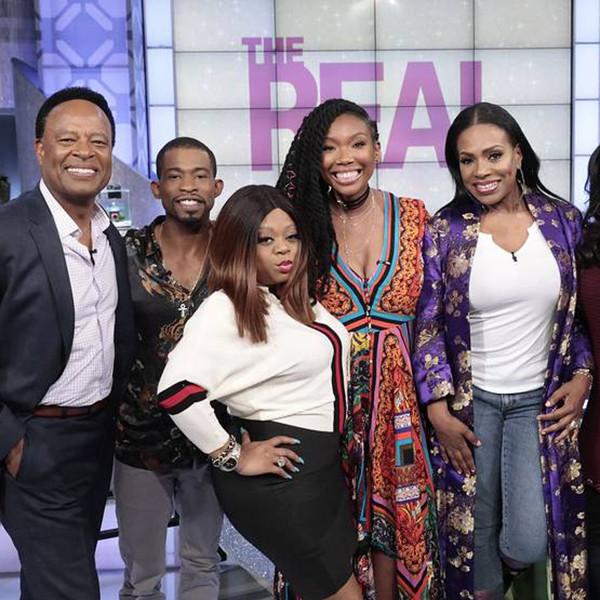 Moesha, Cast, Reunion, The Real, Brandy