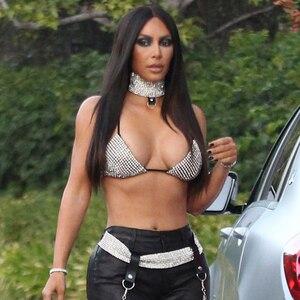 Kim Kardashian, Aaliyah, Halloween