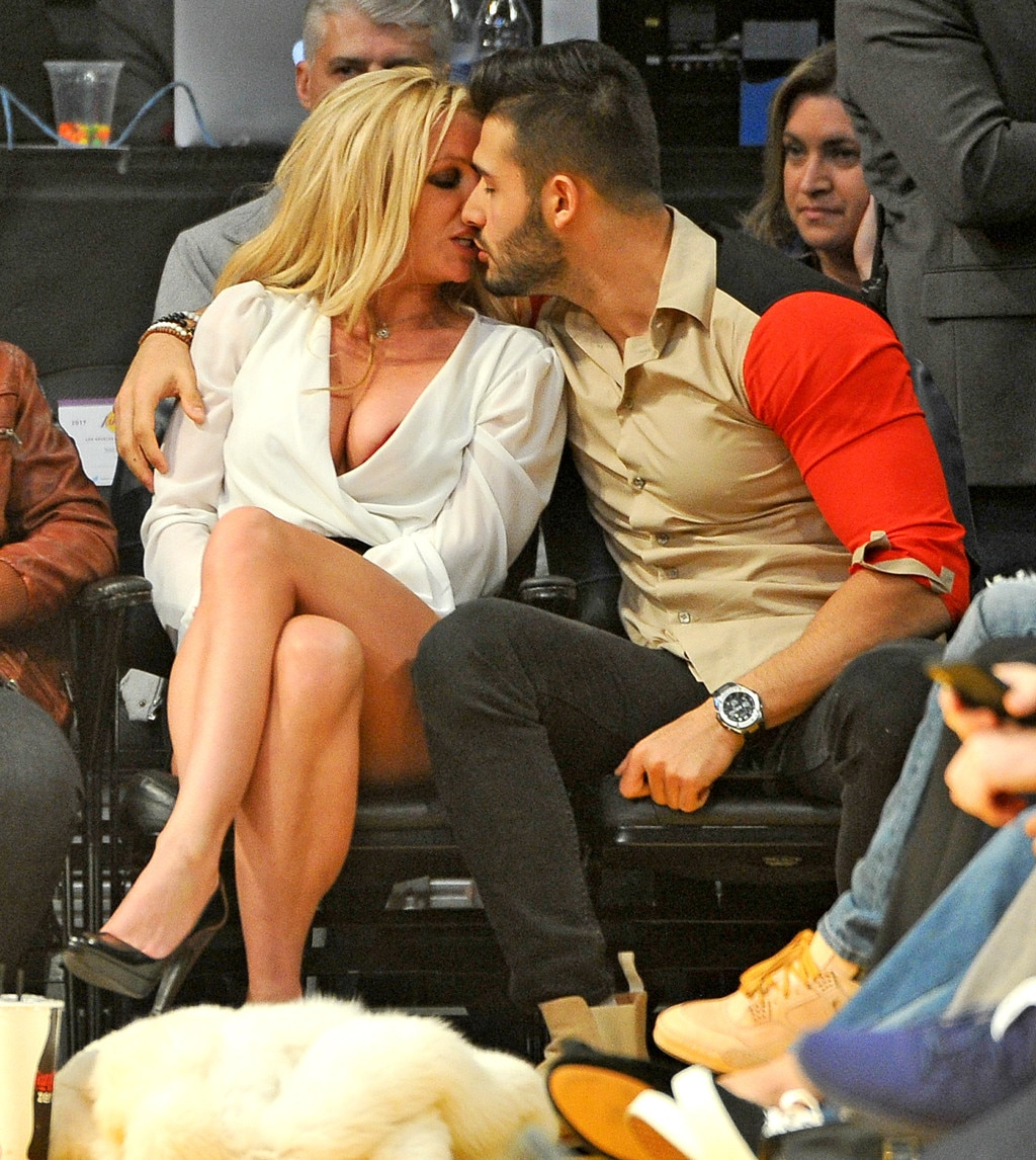 Britney Spears, Sam Asghari