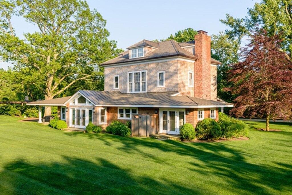 Matt Lauer, Hamptons Home