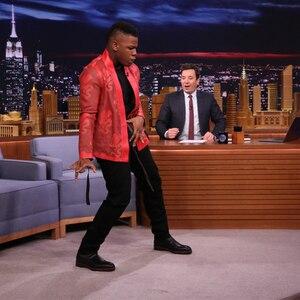 John Boyega, The Tonight Show