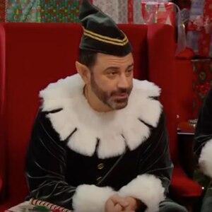 Jimmy Kimmel, Naughty or Nice, Elf