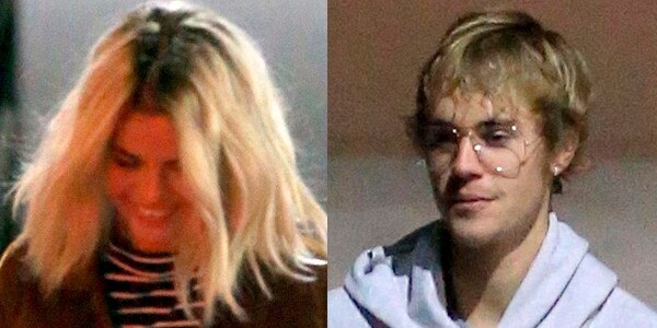 Inside Selena Gomezs Relationship With Justin Biebers Mom E News - Justin bieber hairstyle right now