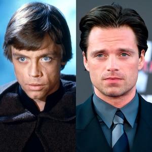Mark Hamill, Star Wars, Sebastian Stan