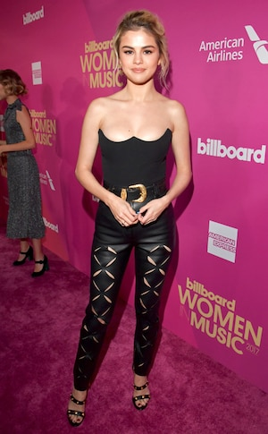 Selena Gomez, Billboard Women In Music 2017