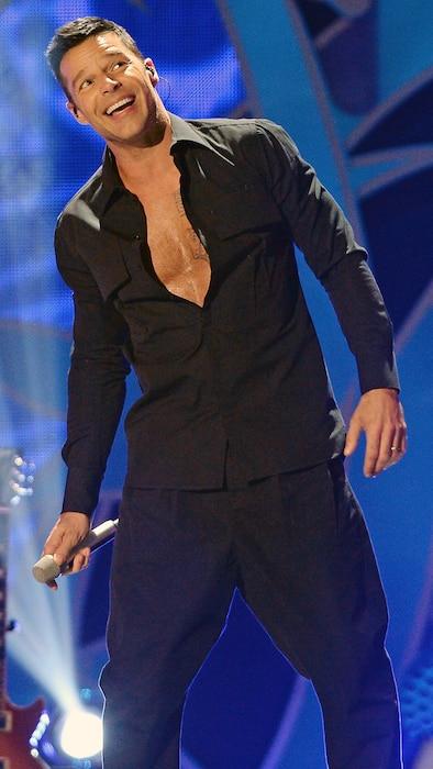 Ricky Martin, iHeartRadio Fiesta Latina