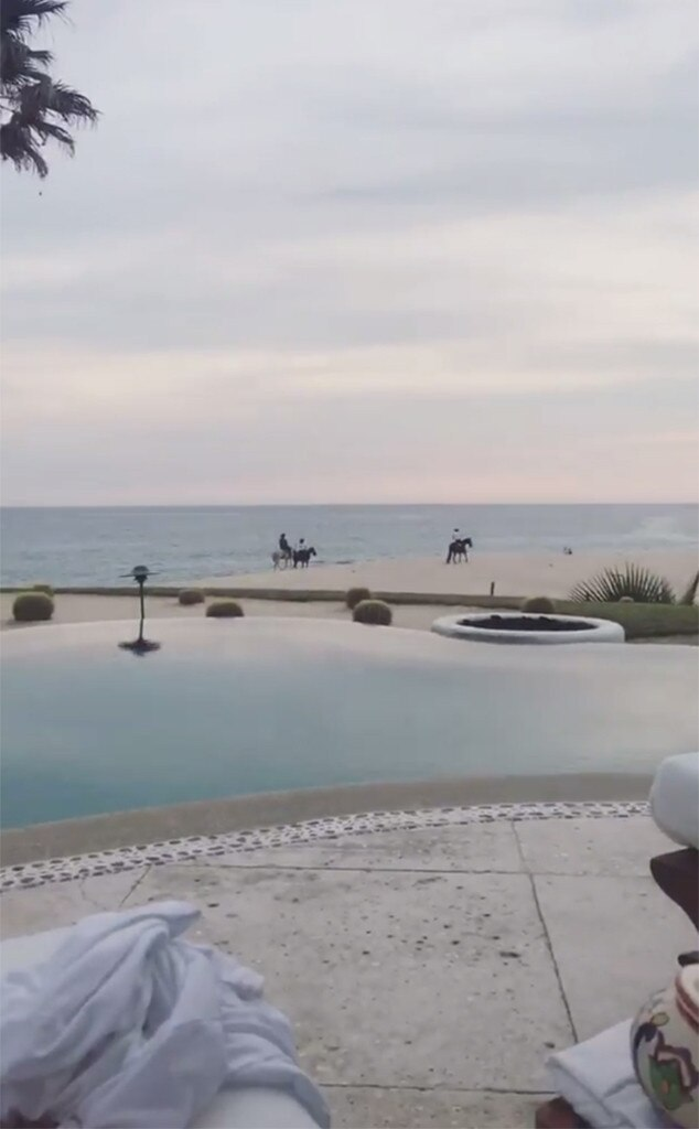 Sofia Richie, Scott Disick, Cabo, Vacation, Instagram