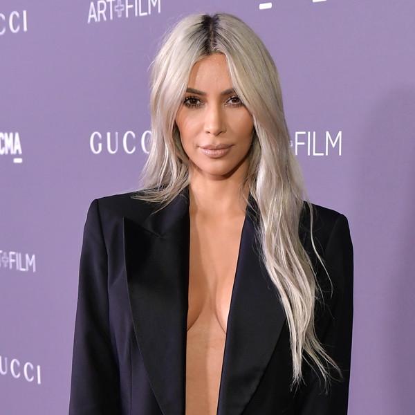 LACMA Art + Film Gala 2017, Kim Kardashian