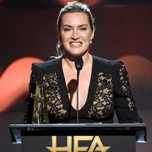 Kate Winslet, 2017 Hollywood Film Awards