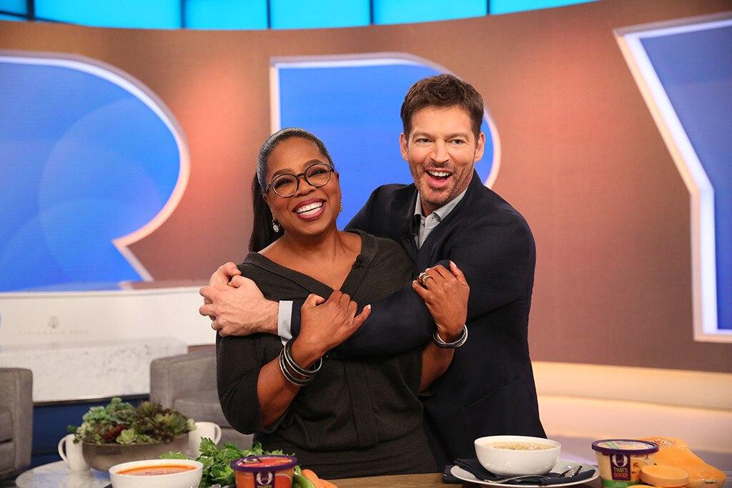 Oprah Winfrey, Harry Connick Jr.