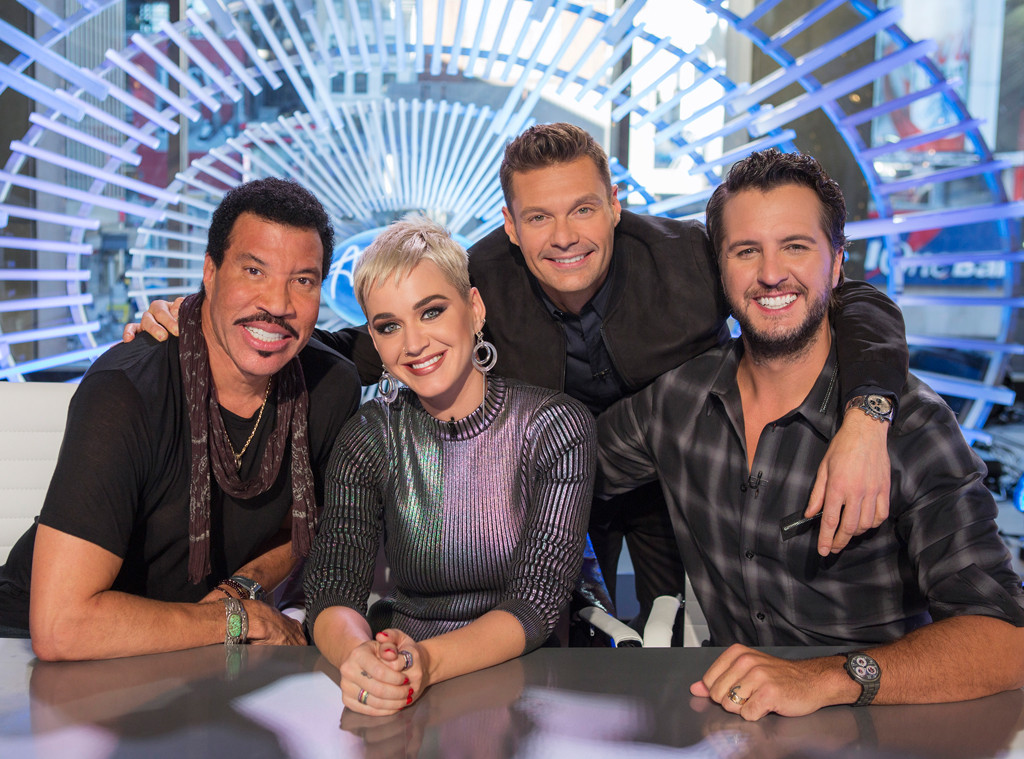 American Idol, Katy Perry, Ryan Seacrest