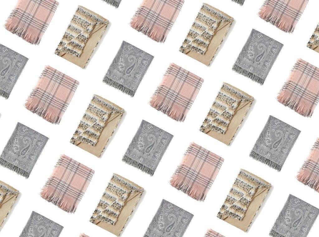 Branded: Cozy Blankets