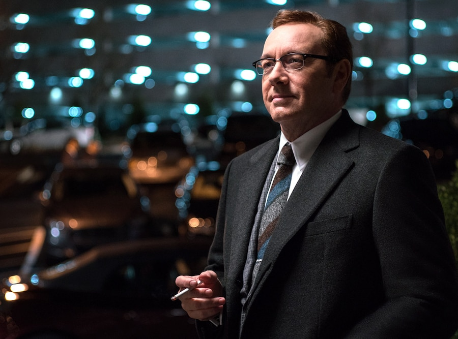Baby Driver, Kevin Spacey