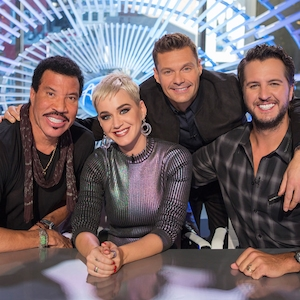 American Idol, Katy Perry, Ryan Seacrest