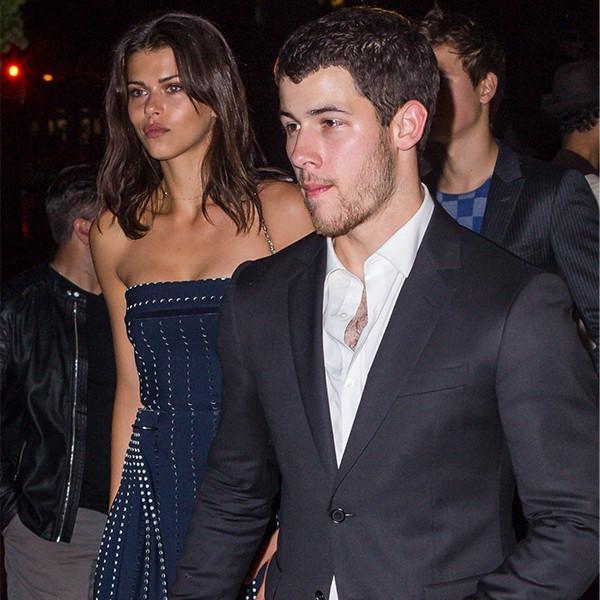 Nick Jonas, Georgia Fowler
