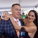 Nikki Bella, John Cena, Daddy's Home 2