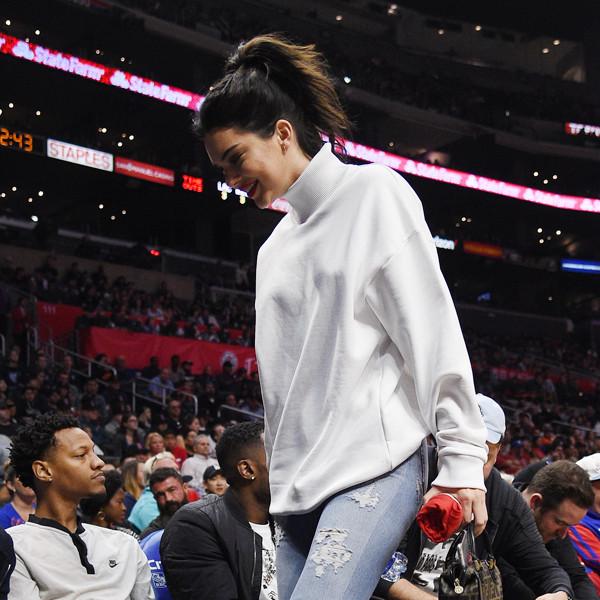 ESC: Kendall Jenner, YSL