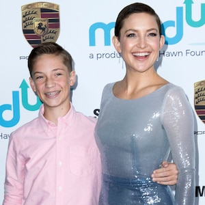Ryder Robinson, Kate Hudson, Goldie's Love-In For Kids