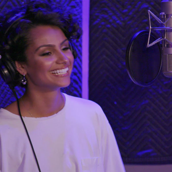 Nazanin Mandi, Miguel, The Platinum Life 105