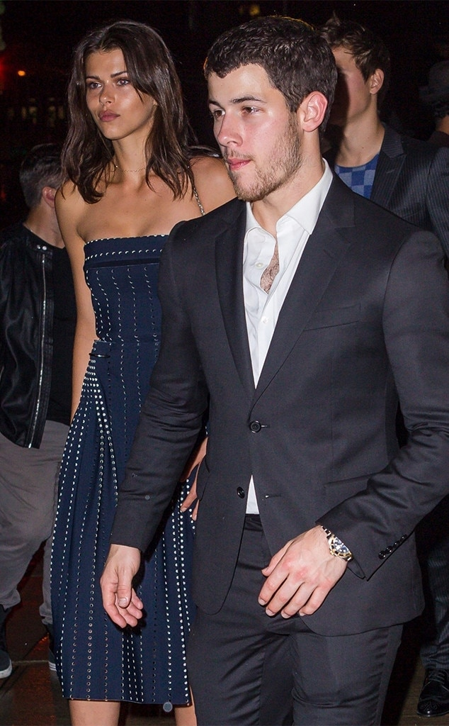 Who Is Dating Nick Jonas 2018