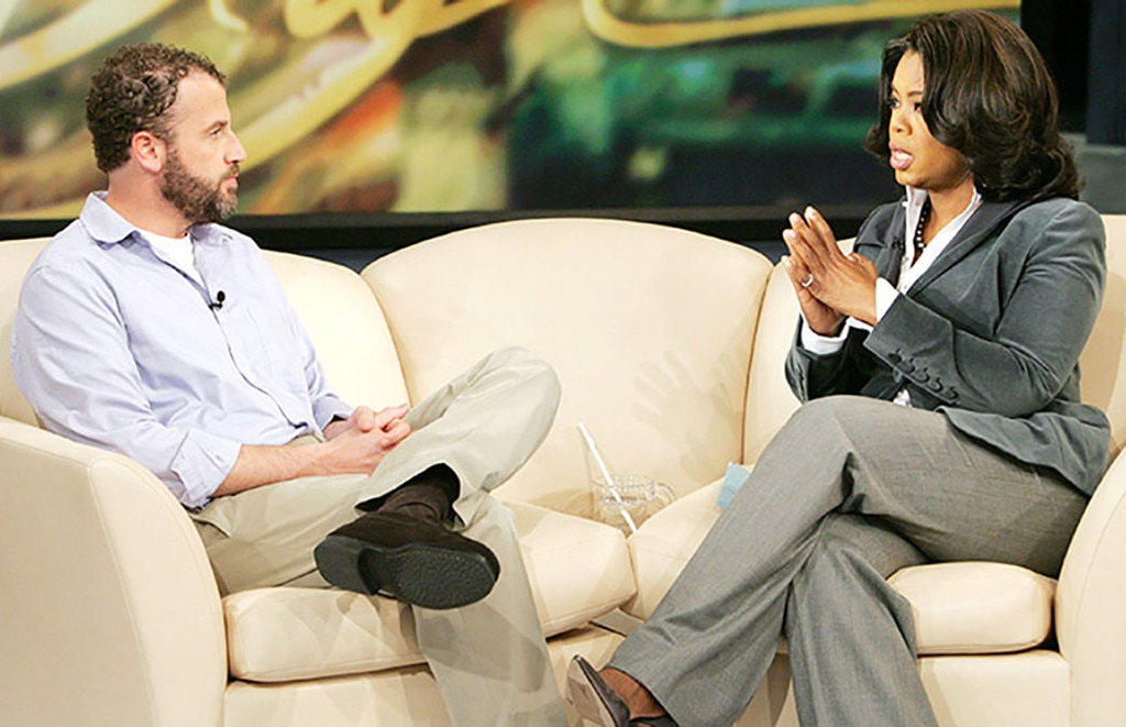 James Frey, Oprah Winfrey