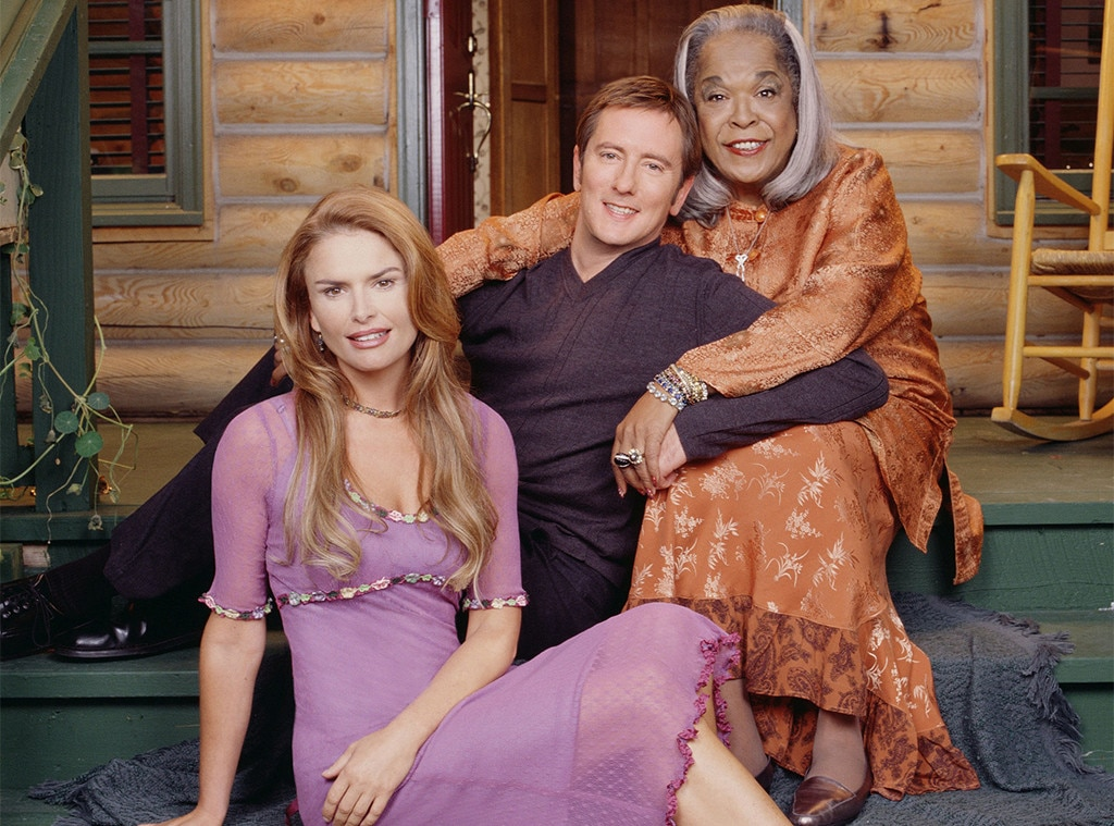 Della Reese, Roma Downey, John Dye, Touched By An Angel