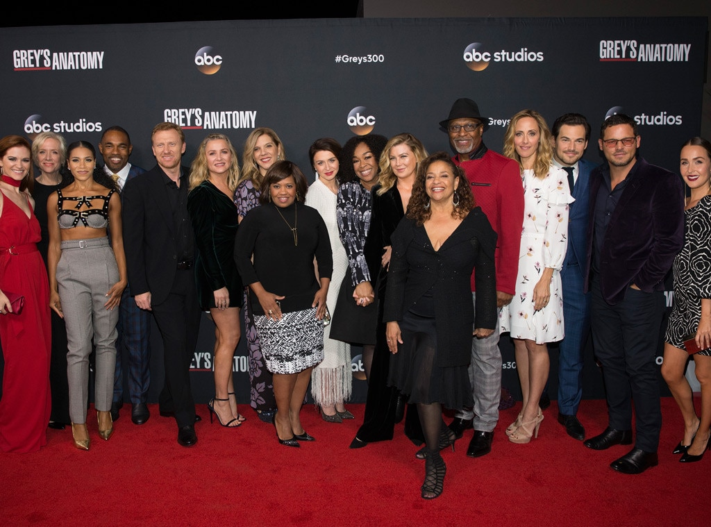 Grey's Anatomy 300 Episode Celebration