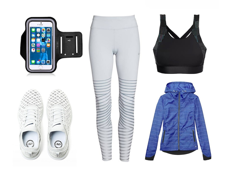 Branded: Reflective Activewear