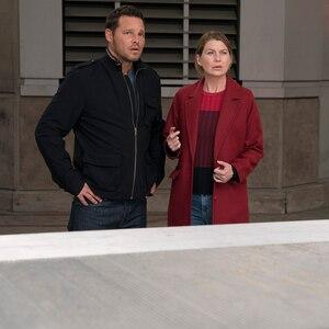Grey's Anatomy 300th episode, Ellen Pompeo, Justin Chambers