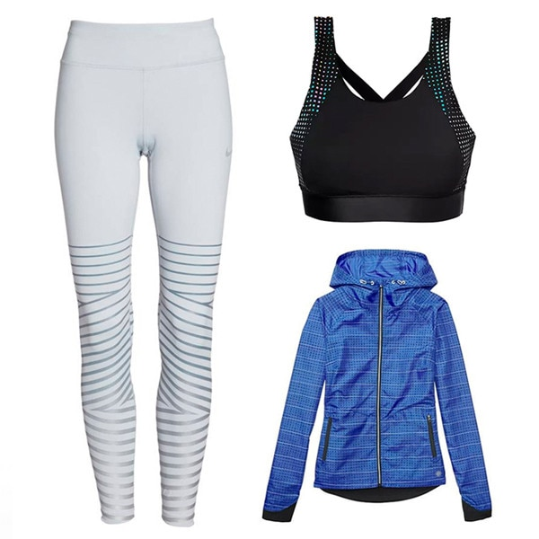 Reflective Activewear to Help Get You Through the Daylight Savings Slump