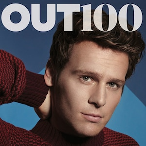 OUT Magazine, Jonathan Groff