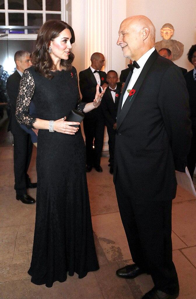 Catherine, Duchess of Cambridge, Kate Middleton, Peter Fonagy