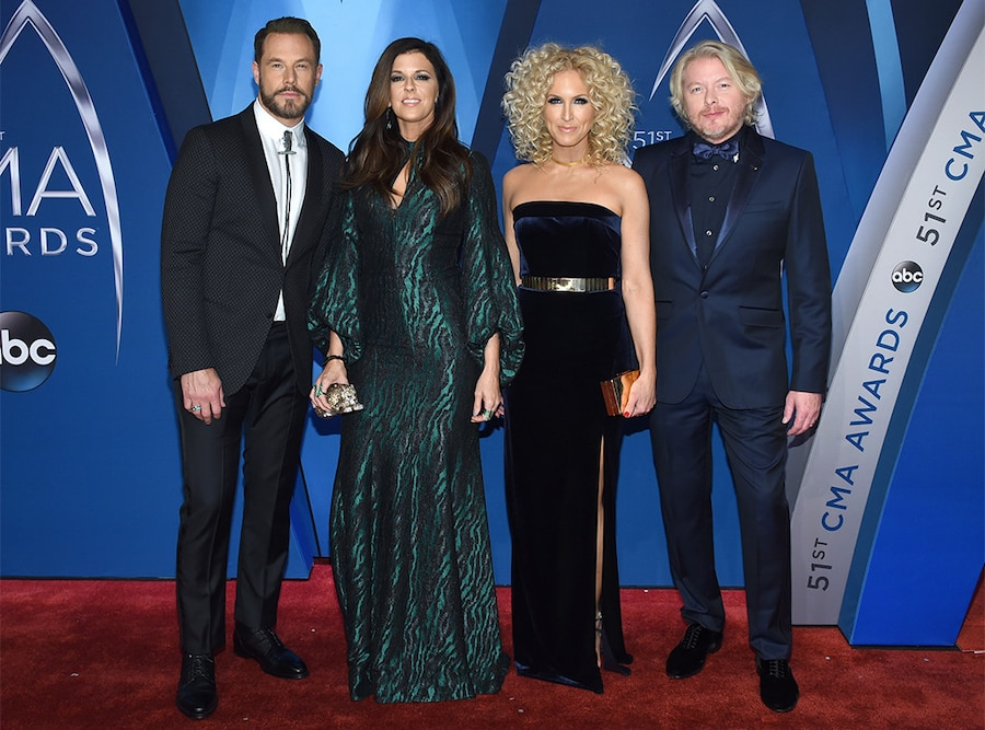 Little Big Town, 2017 CMA Awards