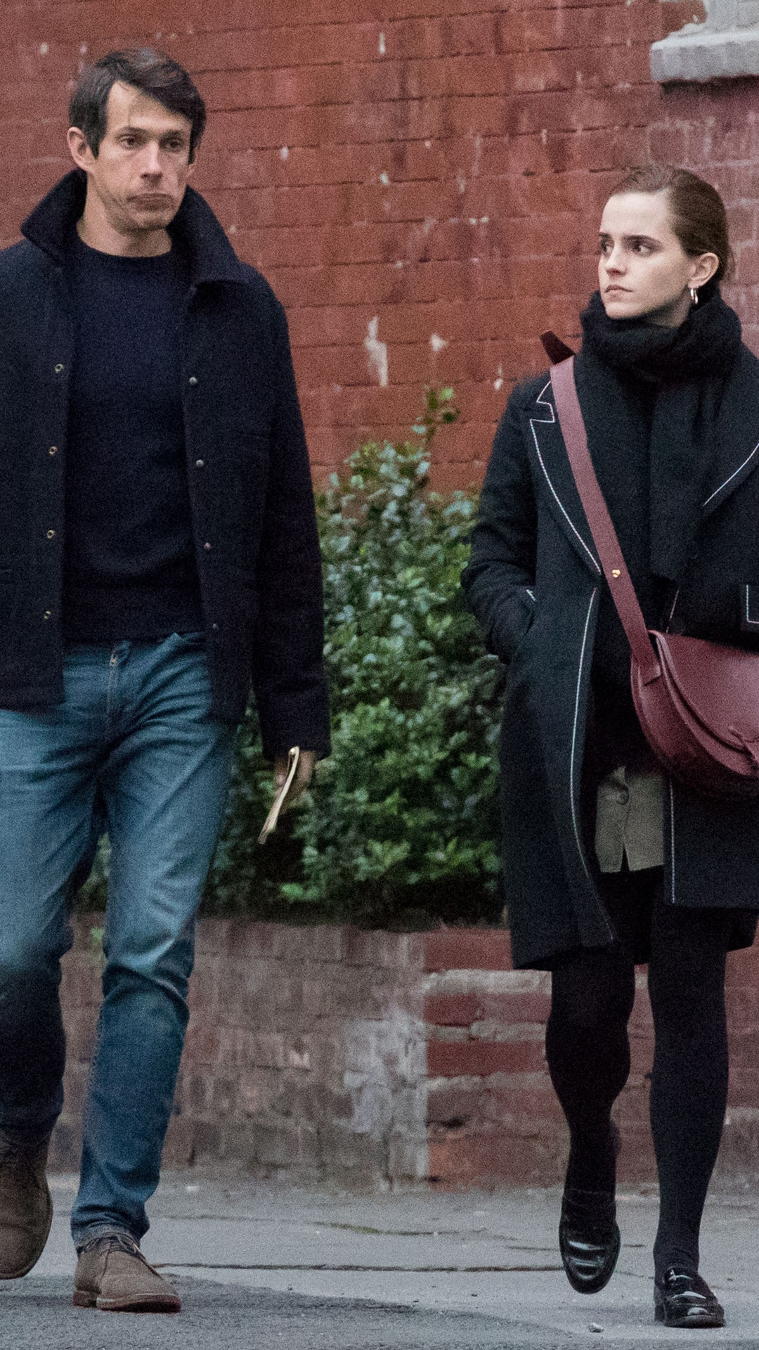 Mack Emma Reports Watson | Split: News and Knight William E!