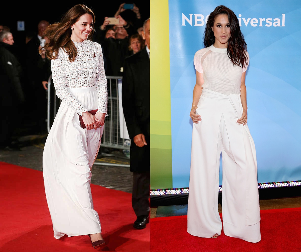 Duchess Catherine, Kate Middleton, Meghan Markle