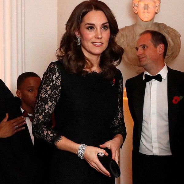 Kate Middleton's Third Pregnancy Style