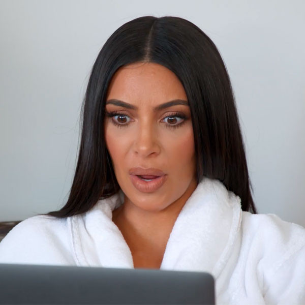 Kim Kardashian, KUWTK 1407