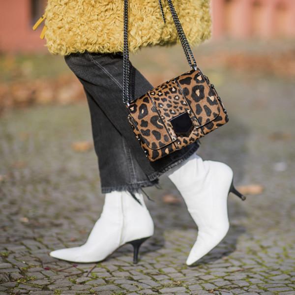ESC: White Boots