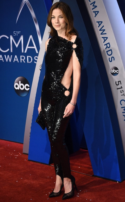 Best Dressed Stars At Cma Awards 2017 Carrie Underwood