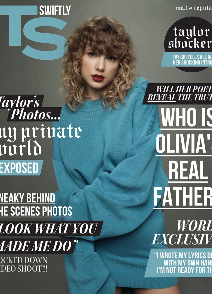 Taylor Swift, Magazine