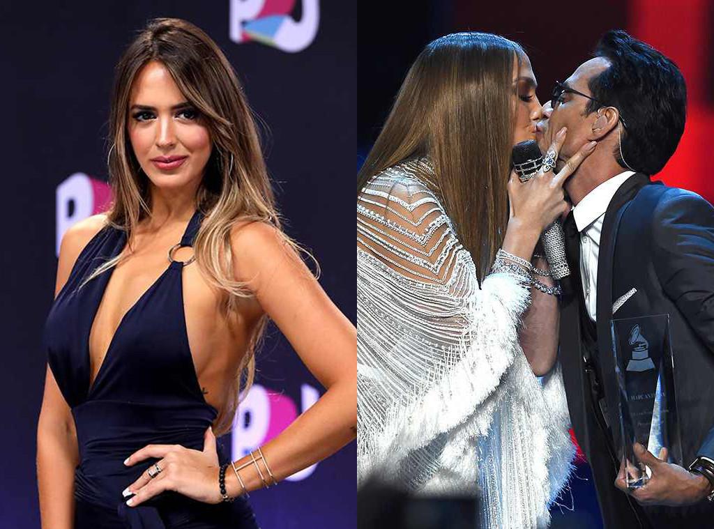 Shannon De Lima, Marc Anthony, Jennifer Lopez