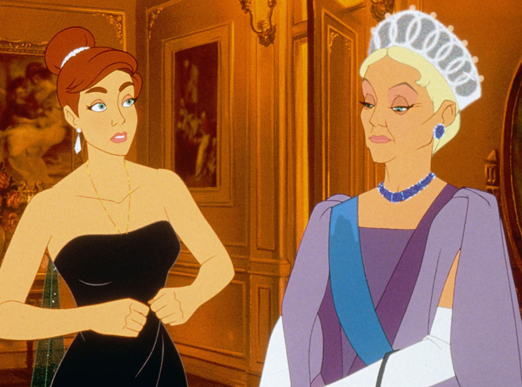 Once Upon a November: Behind the Scenes of Anastasia 20 Years ...