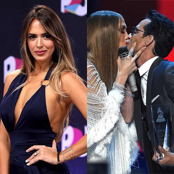Shannon De Lima, Marc Anthony, Jennifer Lopez