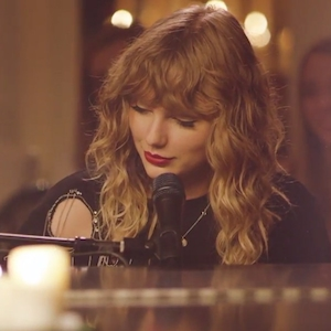 Taylor Swift, New Year's Day, TGIT