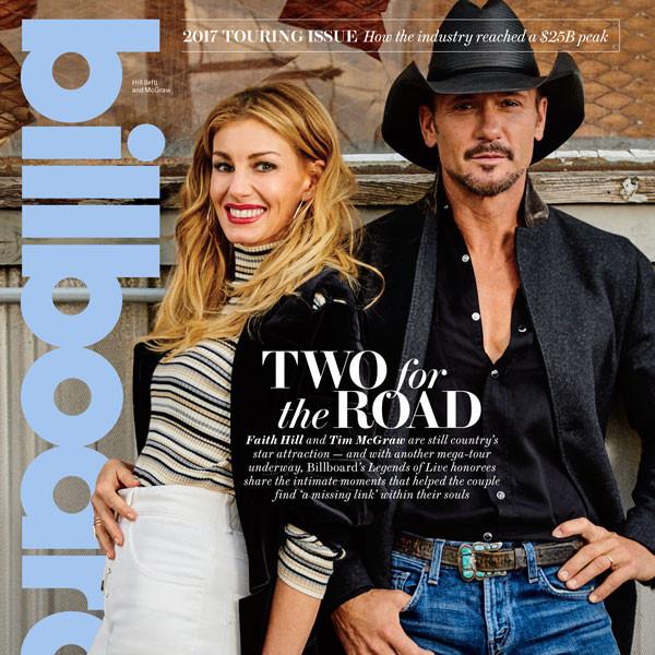 Faith Hill, Tim McGraw, Billboard